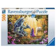 Ravensburger Ravensburger Dragon Whisperer Puzzle 500pcs