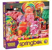Springbok Springbok Candy Galore Puzzle 1000pcs