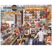 Springbok Springbok The Melody Shop Puzzle 1000pcs