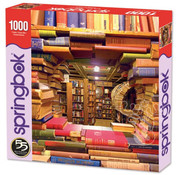 Springbok Springbok Book Shop Puzzle 1000pcs