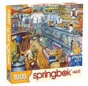 Springbok Springbok The Bait Shop Puzzle 1000pcs