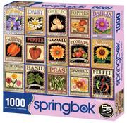 Springbok Springbok Garden Goodness Puzzle 1000pcs