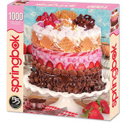 Springbok Springbok Icing on the Cake Puzzle 1000pcs