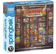 Springbok Springbok Groovy Records Puzzle 1000pcs