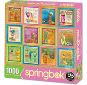 Springbok Springbok Cocktail Party Puzzle 1000pcs