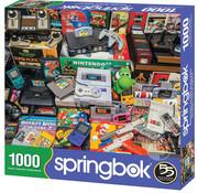 Springbok Springbok Gamer's Trove Puzzle 1000pcs