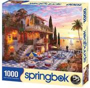 Springbok Springbok Mediterranean Romance Puzzle 1000pcs