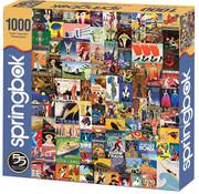 Springbok Springbok Delightful Deco Puzzle 1000pcs