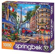 Springbok Springbok Paris Street Life Puzzle 1000pcs