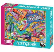 Springbok Springbok Sweet Tooth Puzzle 1000pcs