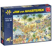 Jumbo Jumbo The Oasis Puzzle 1500pcs