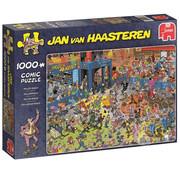 Jumbo Jumbo Roller Disco Puzzle 1000pcs