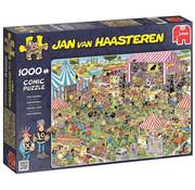 Jumbo Jumbo Pop Festival Puzzle 1000pcs