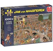 Jumbo Jumbo King's Day Puzzle 1000pcs