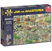 Jumbo Jumbo Farm Visit Puzzle 1000pcs