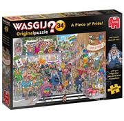 Jumbo Jumbo Wasgij Original 34 A Piece of Pride! Puzzle 1000pcs