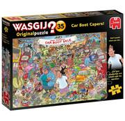 Jumbo Jumbo Wasgij Original 35 Car Boot Capers! Puzzle 1000pcs