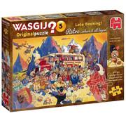 Jumbo Jumbo Wasgij Retro Original 5 Late Booking! Puzzle 1000pcs