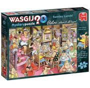 Jumbo Jumbo Wasgij Retro Mystery 5 Sunday Lunch! Puzzle 1000pcs