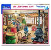 White Mountain White Mountain The Olde General Store Puzzle 1000pcs