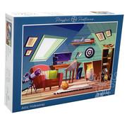 Playful Pastimes Playful Pastimes Attic Hideaway Puzzle 500pcs