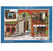 Playful Pastimes Playful Pastimes Parisian Cafe Puzzle 500pcs