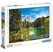 Clementoni Clementoni Blue Lake Puzzle 1500pcs