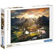 Clementoni Clementoni View of China Puzzle 2000pcs