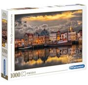 Clementoni Clementoni Dutch Dreamworld Puzzle 1000pcs