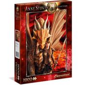 Clementoni Clementoni Anne Stokes - Inner Strength Puzzle 1000pcs