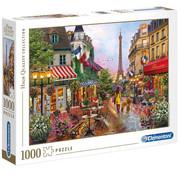 Clementoni Clementoni Flowers in Paris Puzzle 1000pcs