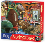 Springbok Springbok Vintage Football Puzzle 1000pcs