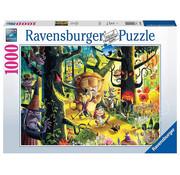 Ravensburger Ravensburger Lions & Tigers & Bears OH MY Puzzle 1000pcs