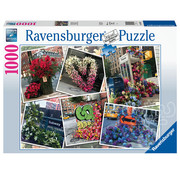 Ravensburger Ravensburger NYC Flower Flash Puzzle 1000pcs