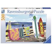 Ravensburger Ravensburger Hang Loose Puzzle 500pcs