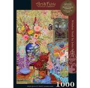 Art & Fable Puzzle Company Art & Fable Window Nook Puzzle 1000pcs