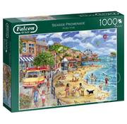 Falcon Falcon Seaside Promenade Puzzle 1000pcs