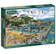 Falcon Falcon Newquay Harbour Puzzle 1000pcs