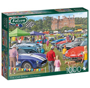 Falcon Falcon The Car Show Puzzle 1000pcs