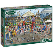 Falcon Falcon Convent Garden Puzzle 500pcs