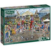 Falcon Falcon Covent Garden Puzzle 500pcs