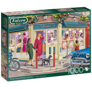 Falcon Falcon The Hairdressers Puzzle 1000pcs