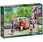 Falcon Falcon The Milkman Puzzle 1000pcs