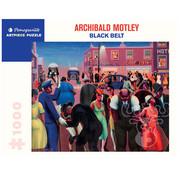 Pomegranate Pomegranate Archibald Motley: Black Belt Puzzle 1000pcs