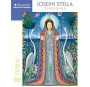 Pomegranate Pomegranate Joseph Stella: Purissima Puzzle 1000pcs