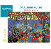 Pomegranate Pomegranate Darlene Kulig: Outside Vienna Puzzle 1000pcs