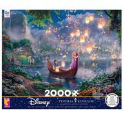 Ceaco Ceaco Thomas Kinkade Disney Tangled Puzzle 2000pcs