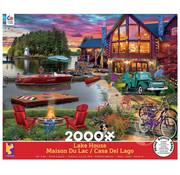 Ceaco Ceaco Lake House Puzzle 2000pcs