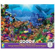 Ceaco Ceaco Magical Undersea Turtle Puzzle 2000pcs