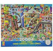 Ceaco Ceaco Comic Chaos Puzzle 2000pcs